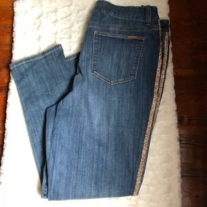 Chico's Slimming Girlfriend Ankle Jeans